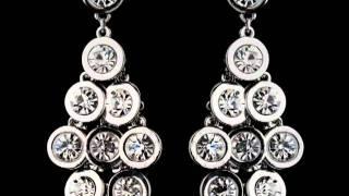 Chandelier Earrings Wedding Jewelry Collection