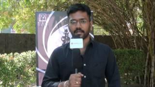 Editor Vijay Speaks at Aaya Vada Sutta Kathai Movie Team Interview