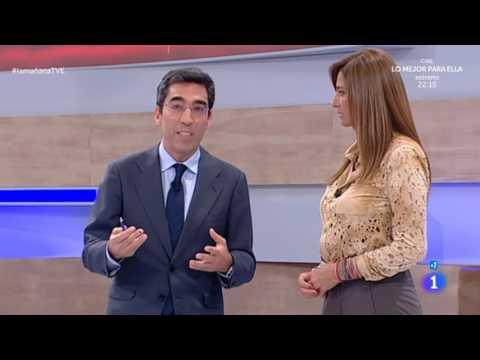 Entrevista NO Logy PulseWave TVE La Manana Stendo