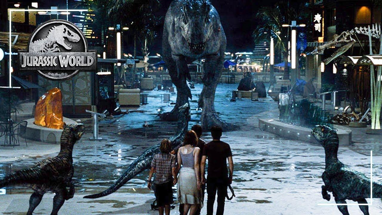 Trailer för Jurassic World