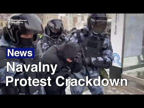 As It Happened: Thousands Detained as Russians Stage Fresh Navalny Protests – The Moscow Times