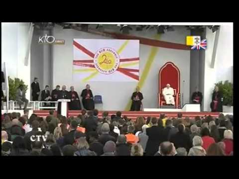 Rencontre avec le monde de l'éducation catholique