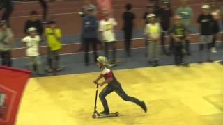 20151205 Гарибян Армен, категория аматеры, Winter Scooter Games 2015