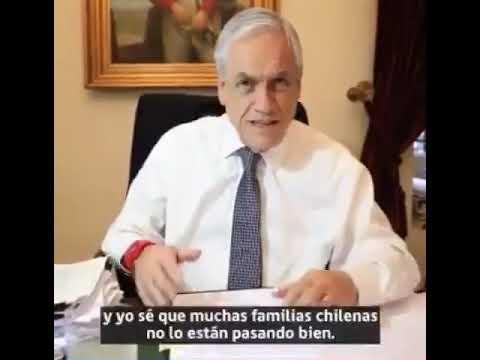 Presidente Piñera promulga ley que rebaja dieta parlamentaria y sueldos del Estado