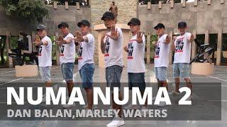 NUMA NUMA 2 By Dan Balan,Marley Waters | Zumba | TML Crew Jay Laurente