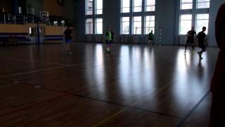 """preview picture of video 'Halowy Turniej Piłki Nożnej  """"Wiosna 2015"""" Maków Mazowiecki'"""
