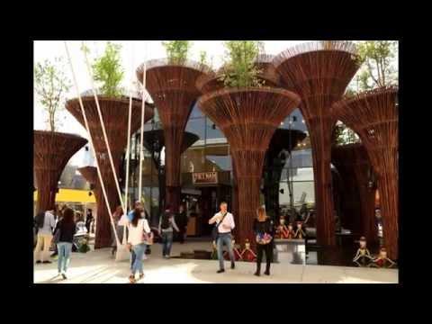 Expo Milano 2015 - Les pavillons letöltés