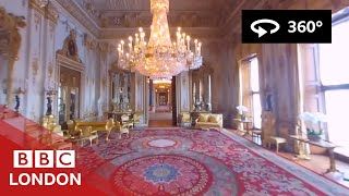 360 video: Buckingham Palace Tour