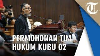 Tim Hukum 02 Minta MK Diskualifikasi Jokowi, Jika Tidak, Minta Lakukan Pungutan Suara Ulang