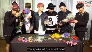 BTS Being Dirty Mind