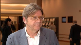 Guy Verhofstadt: 'We will not change EU rules just because Britain is leaving'