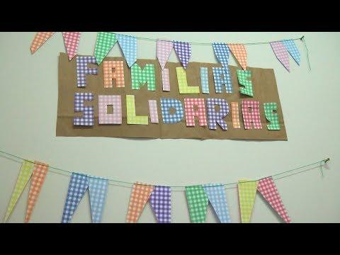 """Convocatoria para """"Familias Solidarias"""""""