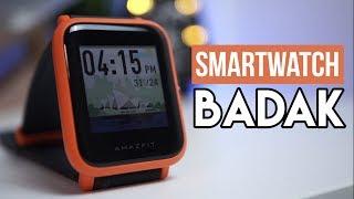 APPLE WATCH PAKET HEMAT Xiaomi Amazfit BIP Smartwatch Unboxing Indonesia