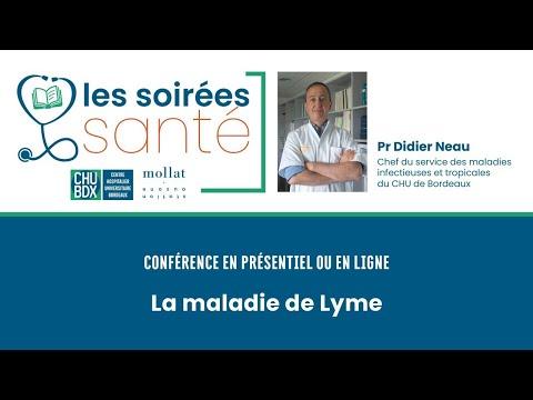 Soirée santé - Maladie de Lyme
