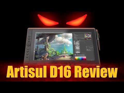 Dark Lord Tech Reviews: Artisul D16