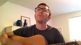 (683) Zachary Scot Johnson In My Own Eyes Brandi Carlile Cover thesongadayproject Zackary Scott Live