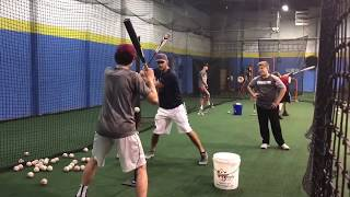 How We Train Hitters in Groups: Winter 2017 Highlights