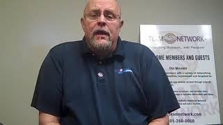 Doug Donaldson Team Network Testimonial