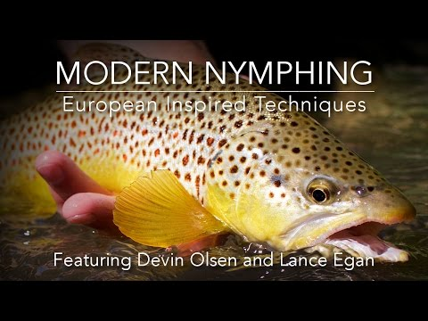 Modern Nymphing Trailer - Revolutionize Your Nymphing Game - Instructional Video