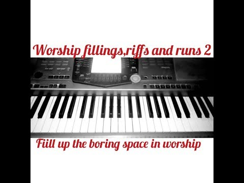 Worship riffs,runs and passing chord part 2 (breakdown)