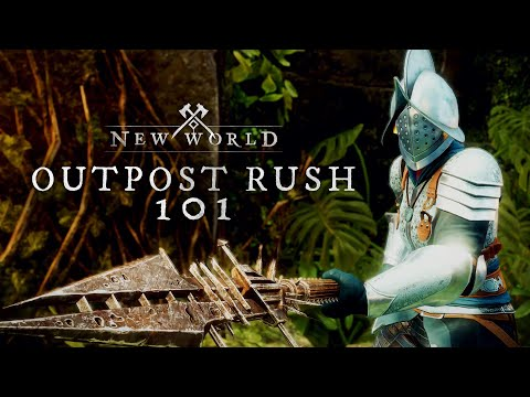 New World Shows Off Its 20v20 Outpost Rush Mode As Amazon's Lumberyard Engine Goes Open Source