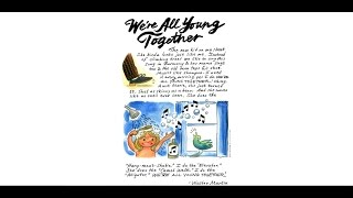 """WALTER MARTIN """"WE'RE ALL YOUNG TOGETHER"""" (OFFICIAL AUDIO)"""