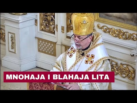 VLADYKA CYRIL VASIĽ SJ DNES OSLAVUJE NARODENINY