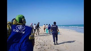 Death toll at 52 after migrant boats sink off Djibouti - VIDEO