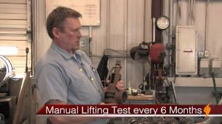 Inside Relief Valves, Adjustments and Assembly - Boiling Point