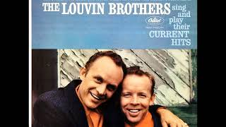 Louvin Brothers - Scared Of The Blues