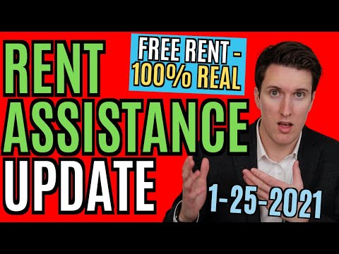 HUGE UPDATE:  Rent Assistance - FUNDS AVAILABLE This Week | How to Get Rent Assistance