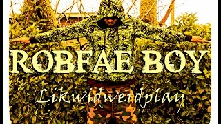 """ROBFAE BOY - """"Sowth Terrace"""""""