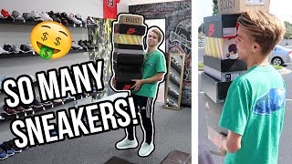 I BOUGHT SO MANY SNEAKERS!! (ADIDAS, NIKE, AND MORE!) | Kholo.pk