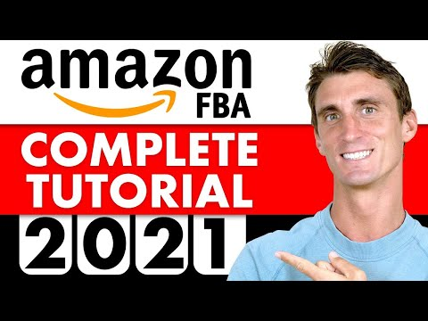 How to Sell On Amazon FBA For Beginners - 2021 FULL Tutorial ...