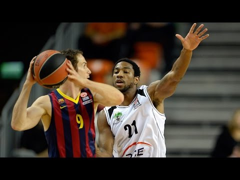 Highlights: PGE Turow Zgorzelec-FC Barcelona