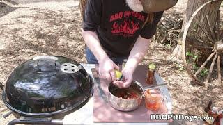 Bourbon BBQ Sauce recipe