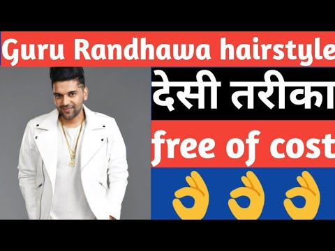 Guru Randhawa Hair Style Manik Pangotra Video Free Mp3