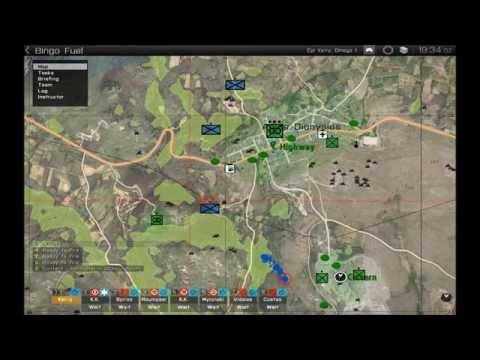 ARMA 3 Adapt campaign: Bingo fuel part 2 tutorial