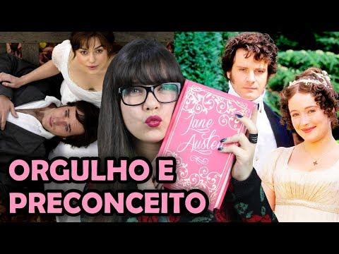 Orgulho e Preconceito - Jane Austen [LIVRO/FILME/SÉRIE]
