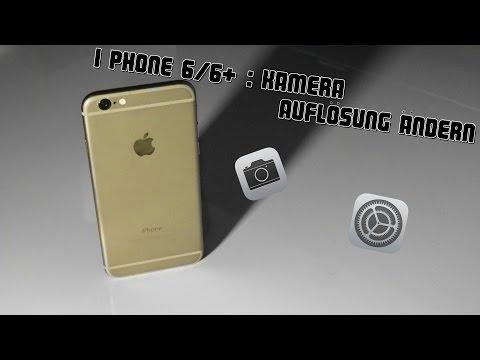 iPhone 6/6+ : Kamera Auflösung ändern [Deutsch/English] - #1How To!