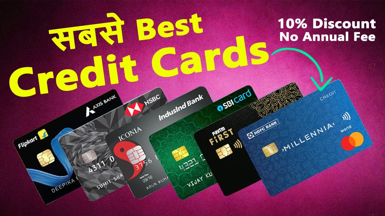 Finest Credit Cards 2021 Leading 10 Credit Cards in India For Online Shopping thumbnail