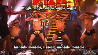 LMFAO - Sexy And I Know It High Quality Mp3 @ AMA 2011 Subtitulado Español English Lyrics