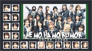 AKB48 _ Ne mo Ha mo Rumor/Color Coded (58th single)