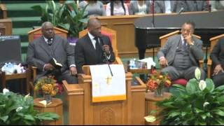Freddie Gray Eulogy by Dr. Jamal Bryant