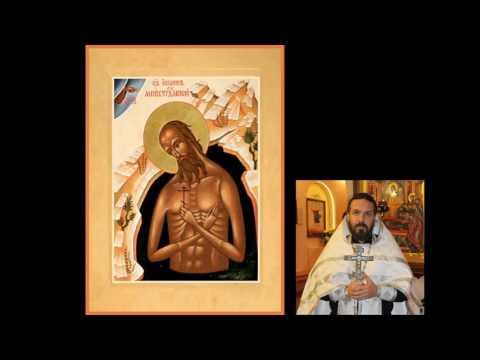 Преподобный Иоанн Печерский, Многострадальный