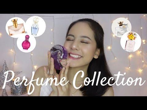 MY TOP FAVORITE PERFUMES (MUST HAVE!) | INDONESIA | MichelleBrigitta