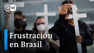 BRASIL, 600 MIL MUERTOS Y EL NEGACIONISMO DE BOLSONARO