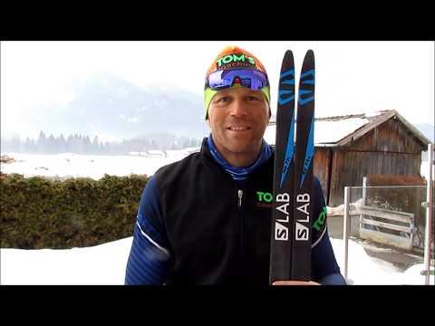 Vorstellung Skilanglauf Skatingski 2019 Fischer, Salomon u Madshus