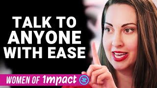 How to Be More Likable and Impressive | Vanessa Van Edwards on Women Of Impact
