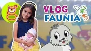 VLOG 🐍 Faunia con mi bebé REBORN - ALICIA conoce muchos animales 🐧 Bebé REBORN en el ZOO